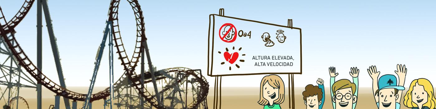 Imagen de JUEGOS EN PARQUES DE DIVERSIONES