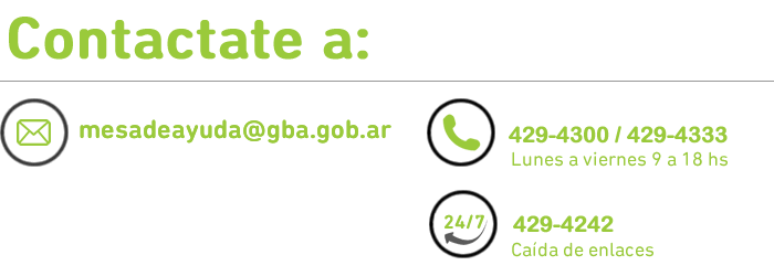 Contactate
