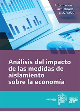 Análisis de impacto de las medidas de aislamiento sobre la economía
