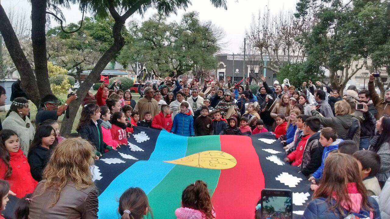 Resultado de imagen para Los Toldos festival Mapuche