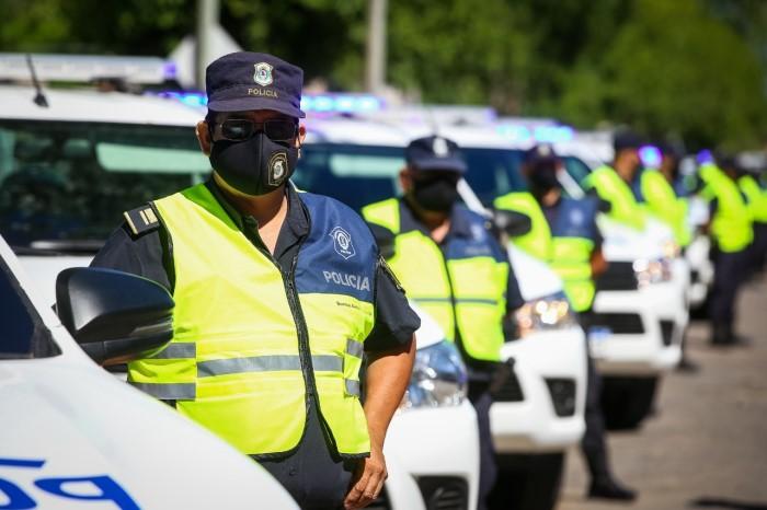 Aumento salarial para el personal de las fuerzas de seguridad
