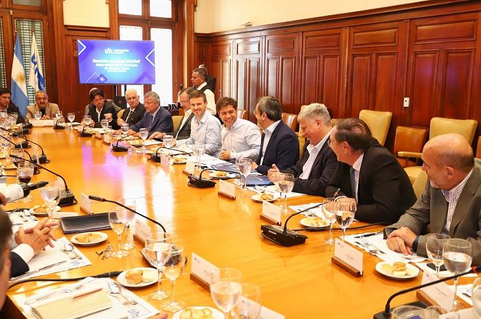 Encuentro con el Comité Ejecutivo de la Unión Industrial Argentina