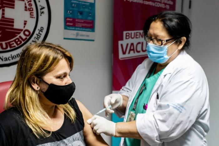 La aplicación vacunatePBA ya está disponible para todos los teléfonos celulares