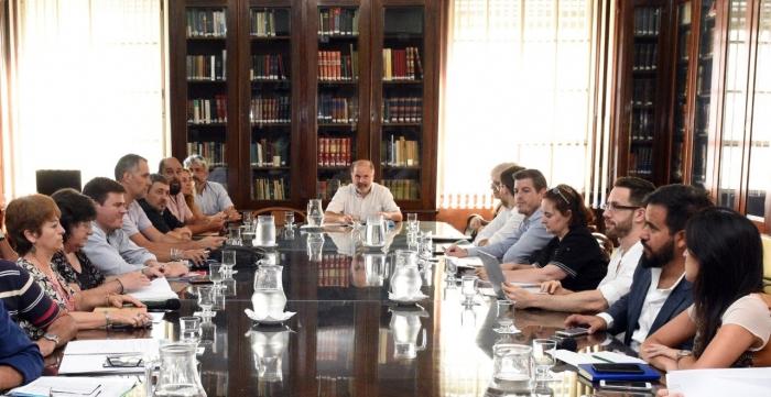 Paritaria 2020: Se realizó la primera reunión de la mesa técnica salarial docente