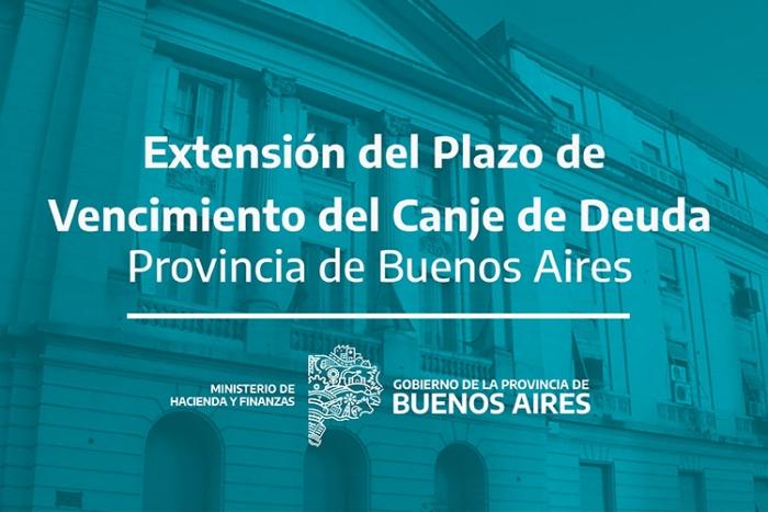 Canje de deuda de la provincia de Buenos Aires