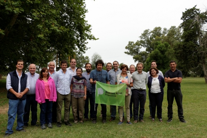 Primer encuentro anual de los directores de las Chacras Experimentales