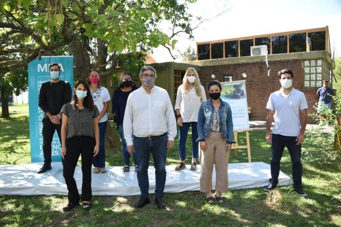 """El Ministro Javier Rodríguez participó del acto """"Desarrollo Agrario con Perspectiva de Género"""", en el marco del Día Internaciona"""