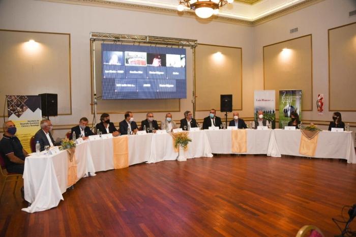 El Ministro Javier Rodríguez destacó el crecimiento del 27% registrado en la última campaña de trigo