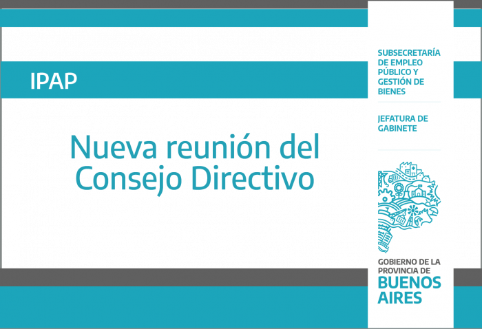 Nueva reunión del Consejo Directivo