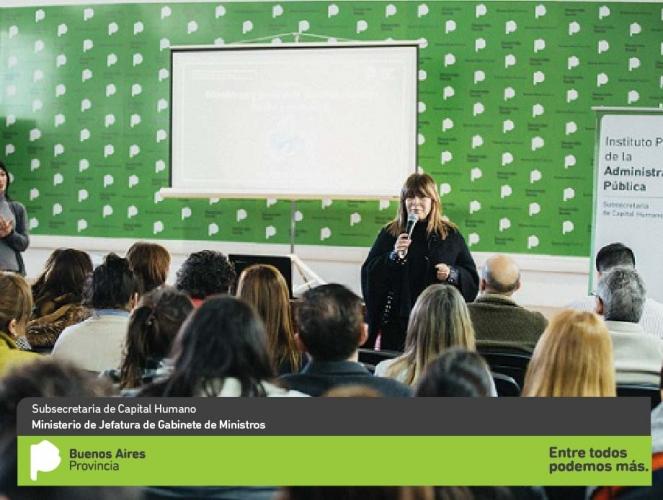 """Seminario del INAP sobre """"Monitoreo y gestión de públicas"""""""