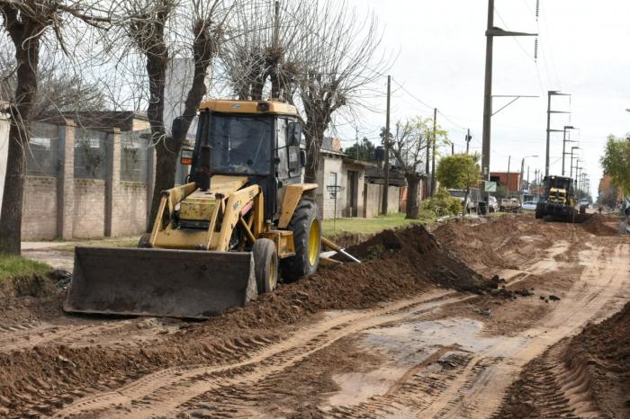Más obras de infraestructura