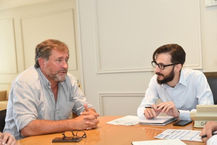 Reunión con Alejandro Federico