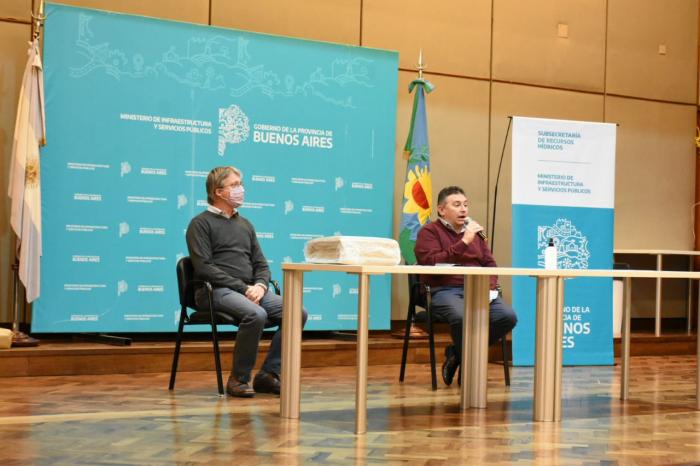 Licitaron obras para Mar del Plata