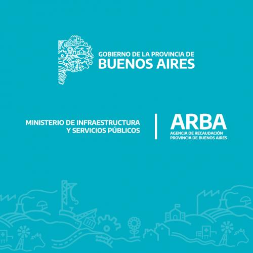 Trabajo en conjunto de Infraestructura con ARBA