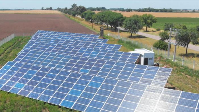 La Provincia suma parques solares en General Alvarado, Bolívar y Saladillo