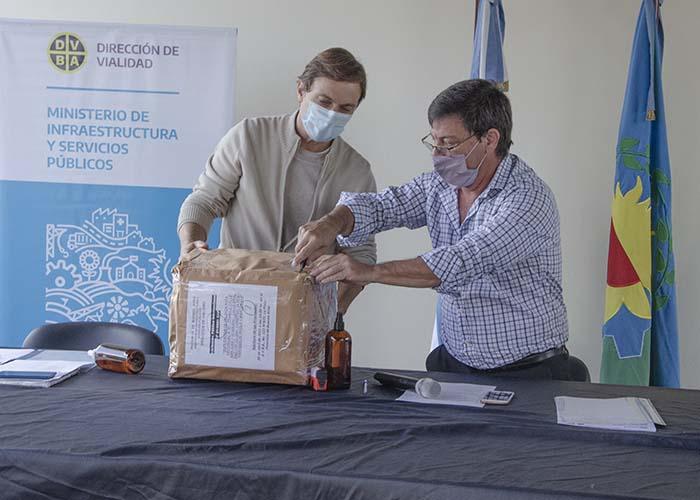 La Provincia licitó obras viales por más de 2 mil millones de pesos