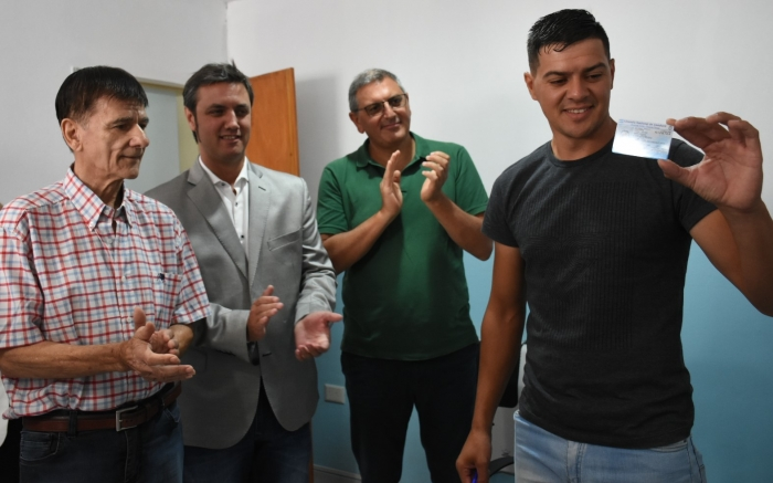 Supply-Entrega Impresoras Roque Perez y Tapalqué