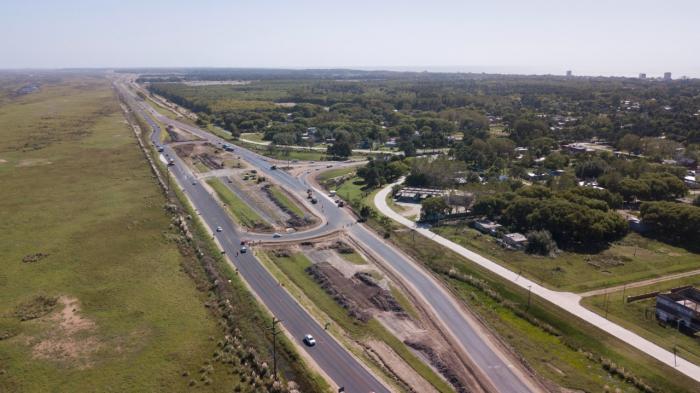 Es el que se encuentra entre las localidades de San Clemente y Mar de Ajó, completando a la fecha un total de 56 km de autovía.