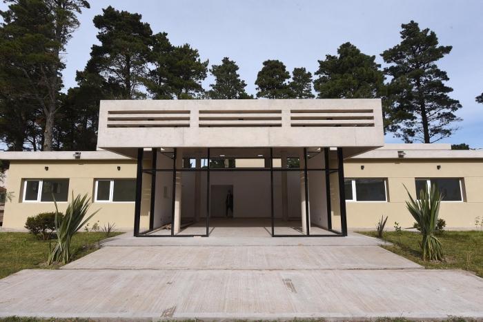 """El nuevo Centro de Salud """"Monte Rincón"""" en Villa Gesell está en su etapa final"""