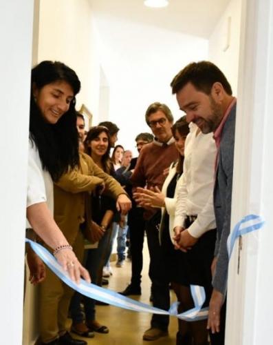 Participamos de la inauguración de la Oficina Municipal de Atención al Consumidor de Magdalena