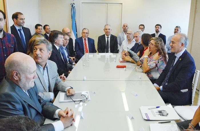 La provincia puso en funciones la Mesa Interinstitucional de diálogo