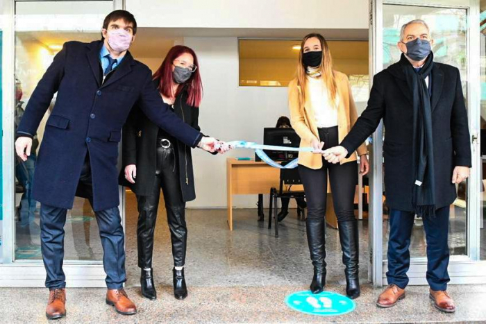 ALAK INAUGURÓ EL CENTRO PROVINCIAL DE ACCESO A LA JUSTICIA EN LA PLATA