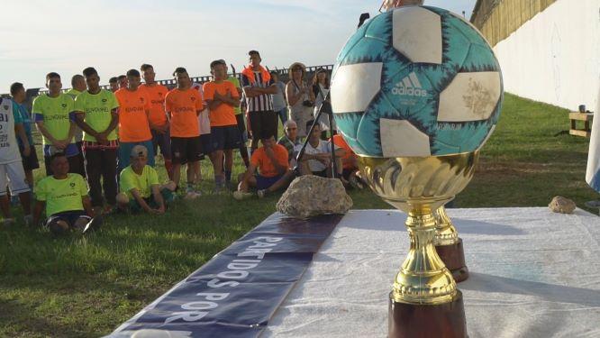 Finalizamos con éxito el torneo de fútbol integrador en una de las cárceles de Florencio Varela