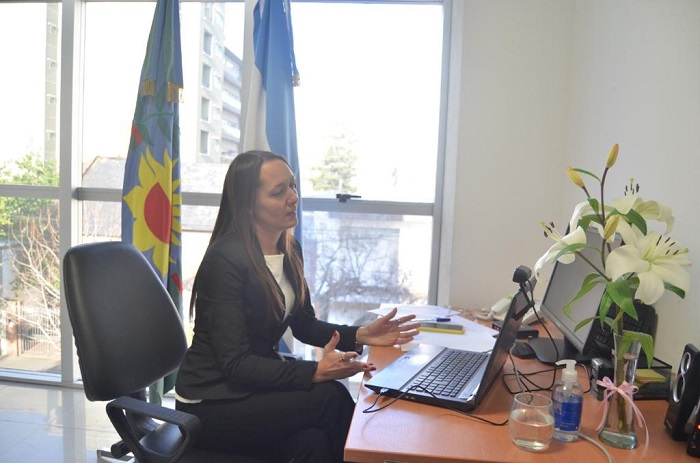 """La OTI participó del conversatorio """"Género y Transparencia: dos atributos para la gestión justa e igualitaria"""""""