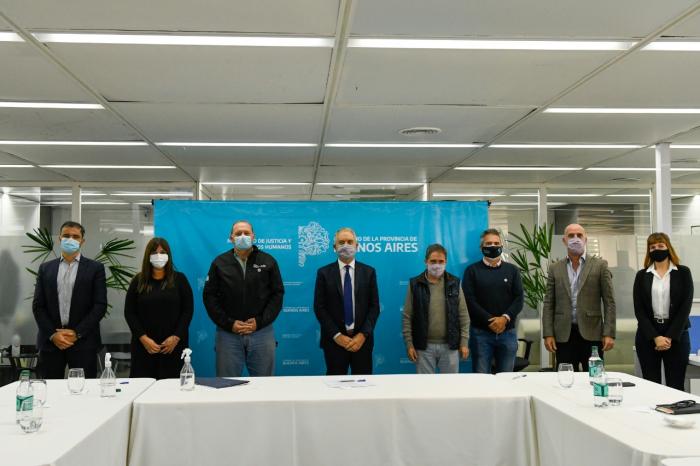 LA PROVINCIA CREÓ UNA BASE DE DATOS SOBRE VIOLENCIA INSTITUCIONAL