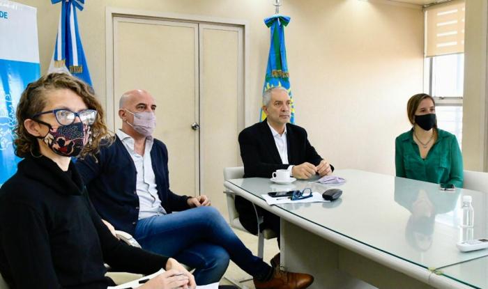 Se reunió la Mesa Interpoderes donde se articulan políticas impulsadas por el Poder Ejecutivo de la provincia con los poderes Le