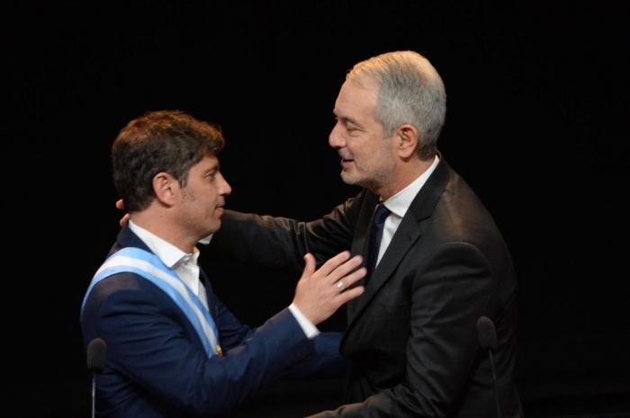 Kicillof tomó jura al gabinete de la Provincia de Buenos Aires