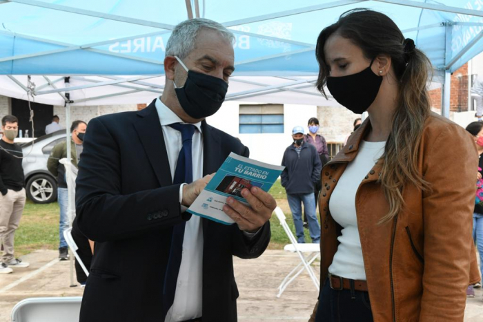 La Dirección Provincial de Acceso a la Justicia y Asistencia a la Víctima realizó más de 300 operativos itinerantes de acceso a