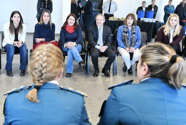 """Participamos de la charla de """"Mujeres Líderes"""" en la Unidad 57 Campana y recorrida por la Unidad 43 La Matanza"""