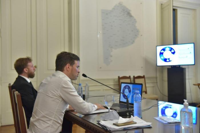 Augusto Costa presentó el programa de Recuperación Productiva
