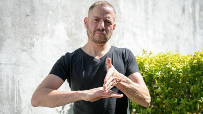 IPAP lengua señas