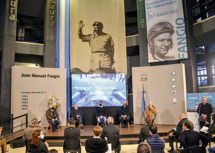 """La Provincia lanzó el programa """"Fangio te enseña seguridad vial"""""""