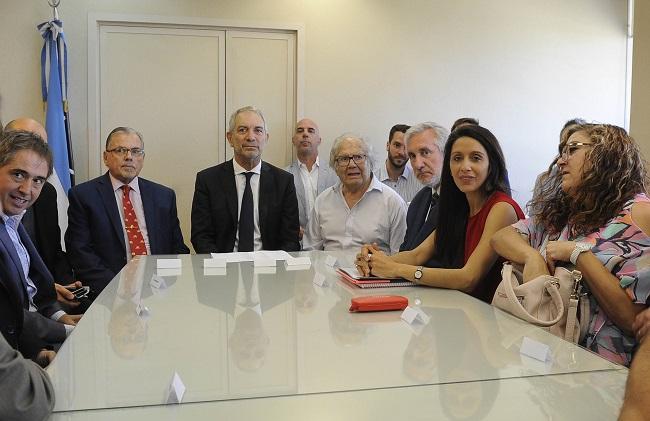 La Mesa Interinstitucional de Diálogo fue creada mediante una resolución firmada por el gobernador, Axel Kicillo