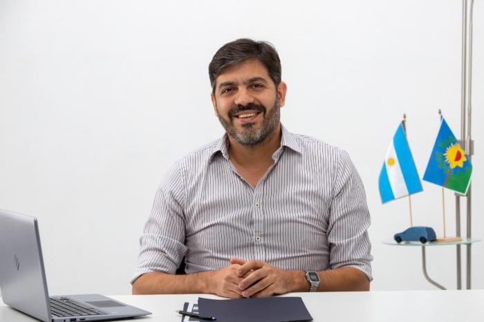 jefe de Gabinete del Gobierno de la Provincia, Carlos Bianco