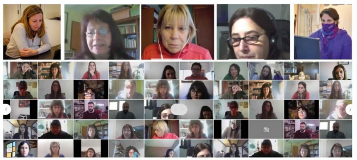 Mesa Interministerial sobre Lenguaje Inclusivo