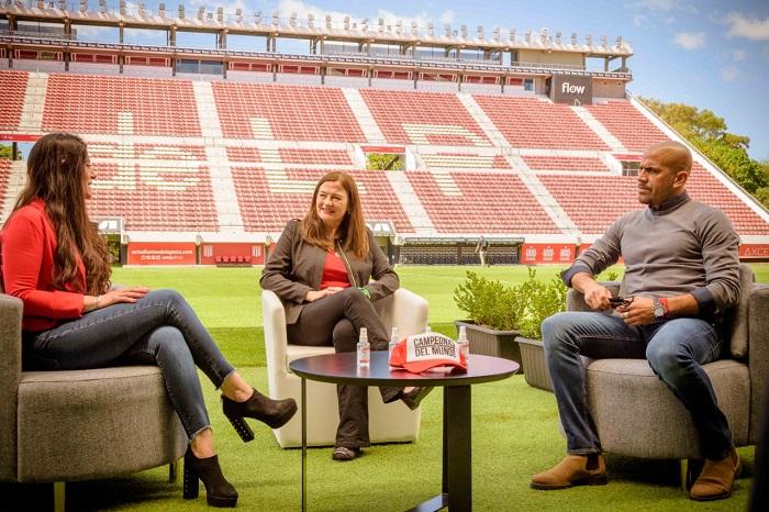 """Estela Díaz: """"El deporte posibilita la inclusión, la lucha contra la discriminación y por la igualdad""""."""