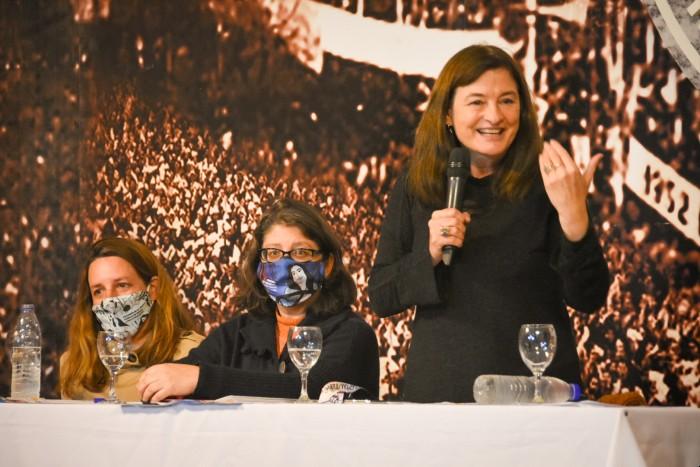El Concejo Deliberante de La Plata reconoció las políticas de género Bonarenses
