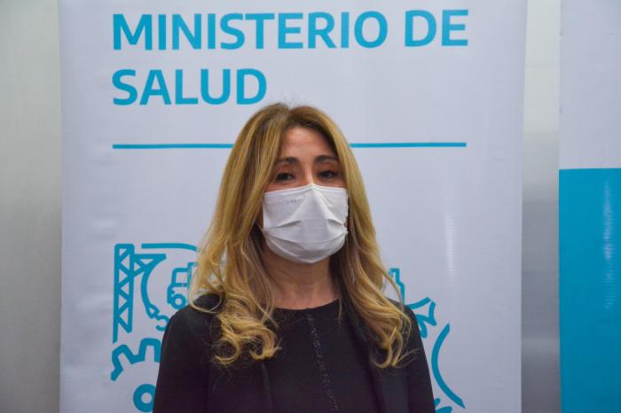 Laura González, estudió medicina en la Universidad Nacional de La Plata