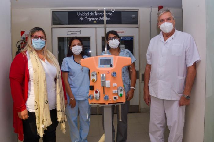 equipamiento hospital de niños