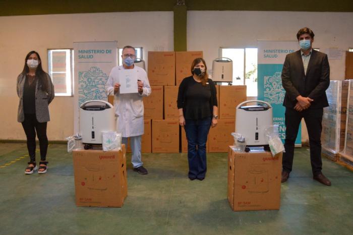 concentradores de oxígeno