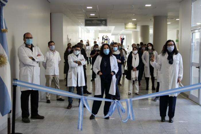 una de las prioridades de la gestión del Gobernador Axel Kicillof era fortalecer el sistema de salud, y estamos orgullosos de po