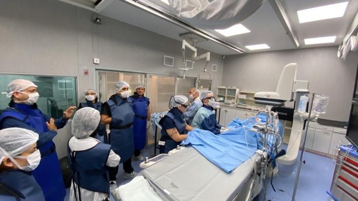 La Provincia sumó equipamiento para responder a la demanda de todos los servicios hospitalarios