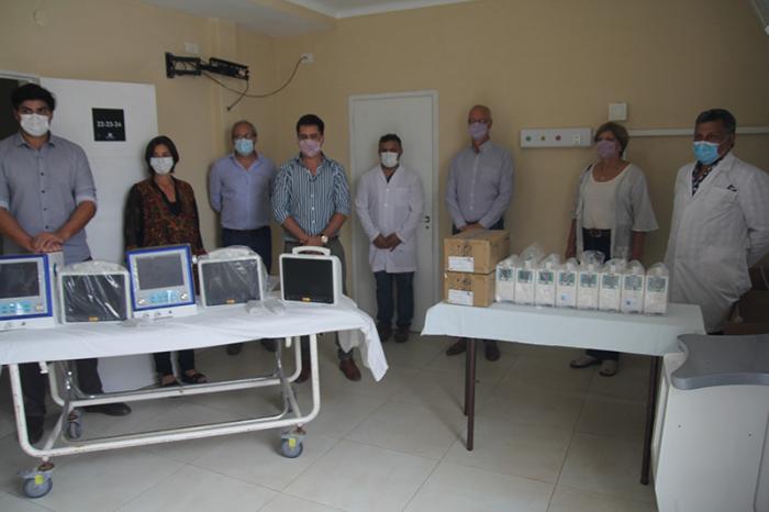Los equipos reforzarán al servicio de terapia intensiva.