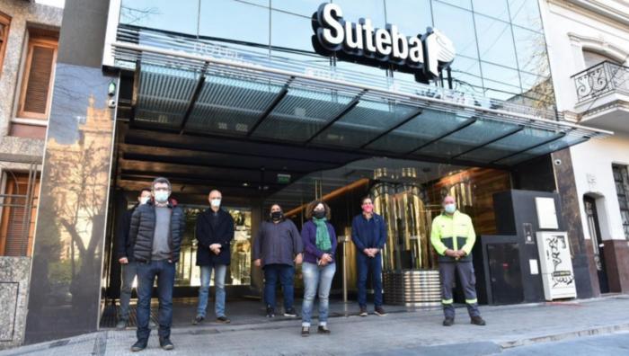 El CAAME de La Plata funcionará en el hotel de SUTEBA.
