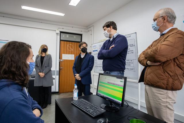 Nuevos Centros de Telemedicina en Regiones y Universidades para la detección temprana de COVID-19 en la Provincia