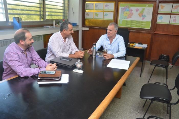 SALUD RECIBIÓ A LAS NUEVAS AUTORIDADES DE LA REGIÓN SANITARIA I